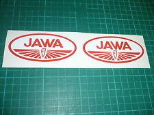 JAWA Motorcycle Sticker Pair - CZ125 175 250 350
