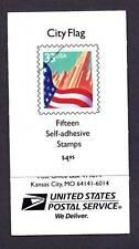 #Bk275 City Flag Booklet #3278 Mnh