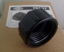 Ez - Flo 2pk Plastic Garden Hose Caps, Lawn & Yard Water Hoses End Cap - 70137