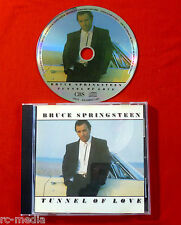 BRUCE SPRINGSTEEN -Tunnel Of Love - Rare Original UK Picture disc CD