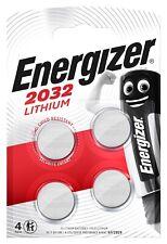 3 x 4er Blister Energizer CR 2032 3V Batterie Lithium Knopfzelle DL2032 12 Stück