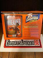 1999 Wheaties 75 Years of Champions Muhammad Ali 24K Gold Signature Mini Box