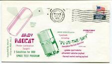 1972 Army Radcat Space Test Program Pin-In-The-Sky Atlas F Vandenberg NASA USA