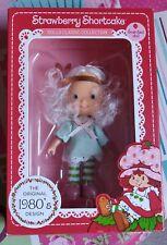 Strawberry Shortcake Doll Vintage Collection Spanish New Box tarta de fresa