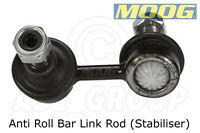 MOOG Front Axle, Left - Anti Roll Bar Link Rod (Stabiliser) - HO-LS-2594
