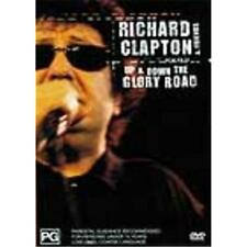 RICHARD CLAPTON UP & DOWN THE GLORY ROAD DVD REGION 0 PAL NEW