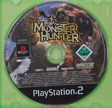 Monster Hunter - Playstation 2- Pal Spain - Single DVD