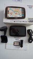 In scatola TOMTOM 51O, Lifetime GO mondo mappe e Traffico A Vita & Macchine fotografiche