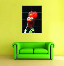 Beaker The Muppets Giant Wall Art Poster