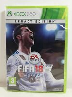Fifa 18 Legacy Edition Xbox 360 Game New Sealed PAL UK Fast Free Postage Rare!