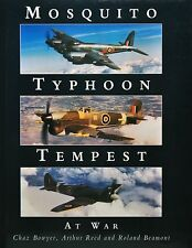 Mosquito Typhoon Tempest at War