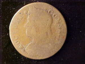 CONNECTICUT COPPER COIN 1787