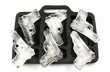 6 Gun Ice Cube Tray/PISTOLET moule-Party-roman-Jelly/chocolat moule en silicone-...