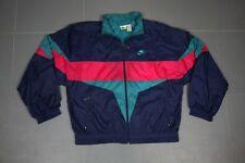 Nike Air Training chaqueta traje suéter camisa chaqueta vintage 80-90 retro talla L 180