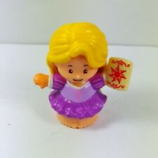 Fisher-Price Little People Disney Princess Parade Part Rapunzel Doll Toy