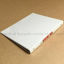 12 Inch 3 Ring View Binder White File Folder 100 Sheet Letter Size Filler C93