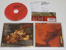 David Matthews/The Girl From Ipanema (VIDEOARTS VACM - 1199) Japon cd album + OBI