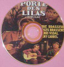 WORLD CRIME / NOIR 75: PORTE DES LILAS – THE GATES OF PARIS (1957) Fra