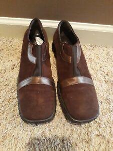 Womens Armando Pollini Design Brown Shoes Size 37!! (7)