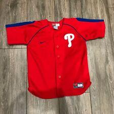 Nike Chase Utley #26 Philadelphia Phillies Stitched Youth Jersey