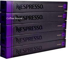 50 Nuovo Originale Nespresso Arpeggio Gusto Capsule Caffè Capsule UK