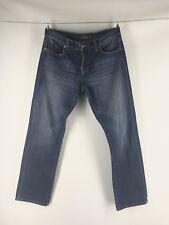 Lucky Brand Women's Sienna Weekend Crop Denim Jeans Medium Wash Size 6/28 WC4