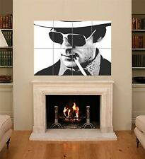 HUNTER S THOMPSON GONZO ALL AMERICAN AUTHOR GIANT ART POSTER X257