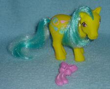"Rare Vintage My Little Pony ""Sand Digger"" Sunshine Pony Hair Changes Color! EUC"