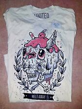 NEW UNITED ARTIST NETWORK  DREW MILLWARD MELT AWAY T SHIRT SZ M