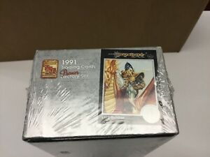 1991 ADVANCED DUNGEONS & DRAGONS TRADING CARD COMPLETE FACTORY SET Sealed