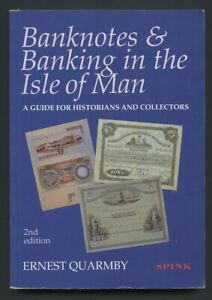 BANKNOTES of the ISLE of MAN - Guide & Catalogue