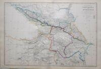 1864 WI MAP JACKSON JEFFERSON JUNeAU KENOSHA KEWAUNEE LA CROSSE COUNTY History