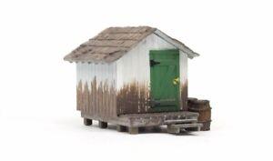Woodland Scenics BR5058 HO Built-&-Ready Wood Shack Building