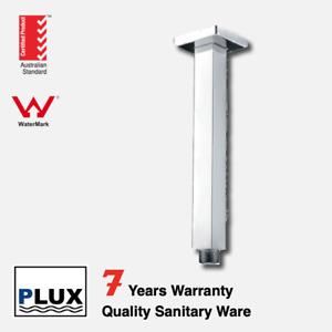 PLUX Ceiling Shower Arm (Square) 418mm- -Tap/ Mixer/ Faucet/bathroom