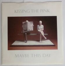 "Kissing the Pink, Maybe This Day / Middleton Row 7"" Magnet KTP5 PS"