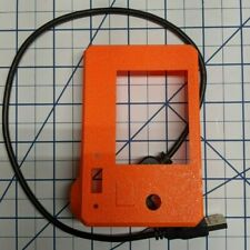 Prusa Mini LCD housing upgrade with USB port and extension cable
