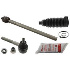 Tie Rod Inc Steering Boot Set Fits Peugeot 307 Citroen C4 II Febi 39042