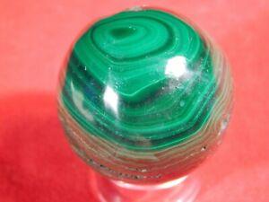 Malachite Sphere 115gr