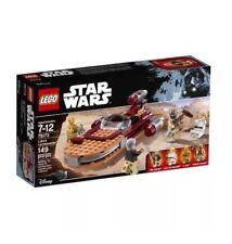 75173 LUKE'S LANDSPEEDER lego legos set star wars clone NEW c3po TUSKEN RAIDER