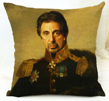 Al Pacino portrait cushion cover, The Godfather