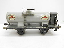 eso-15860 Alter Märklin  Spur 1 Kesselwagen Gargoyle mit Gebrauchsspuren