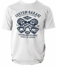 Garage T Shirt Custom Rod Hot Welderup Gas Monkey Car Rat Mens S-3XL