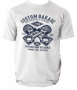 Garage T Shirt Custom Rod Hot Welderup Gas Monkey Car Rat Mens S-3XL