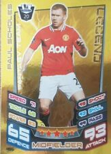 Topps Match Attax 2012/13 Paul Scholes Fantasy Team Legend Manchester United