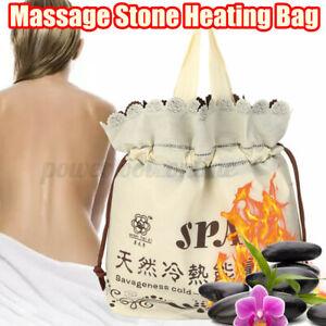 220V SPA Massage Hot Stone Heating Bag Warmer Heater Device for Salon SPA   C