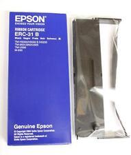 EPSON ERC-31B Ribbons - Black (10 Ribbons) Original EPSON IN FACTORY BOX