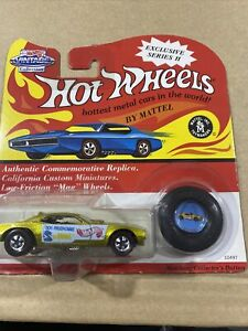Hot Wheels Vintage Collection Series II, Snake And Mongoose