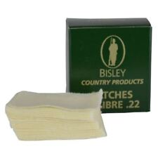 Bisley Rifle Cleaning Patches - .22