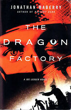 Jonathan Maberry THE DRAGON FACTORY Signed First Printing TPB