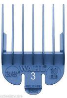 """Wahl Colour Clipper Comb Attachment #3 3/8"""" (Sterling 4, Super Taper) WA3134"""